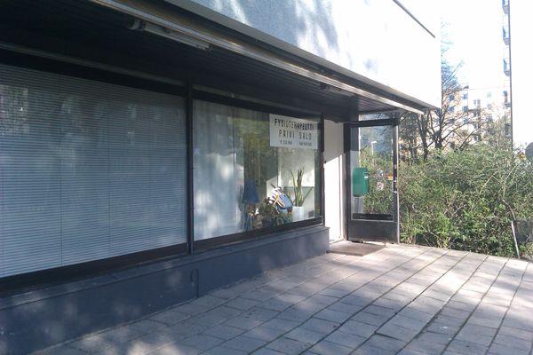 Fysioterapeutti Päivi Salo, Turku